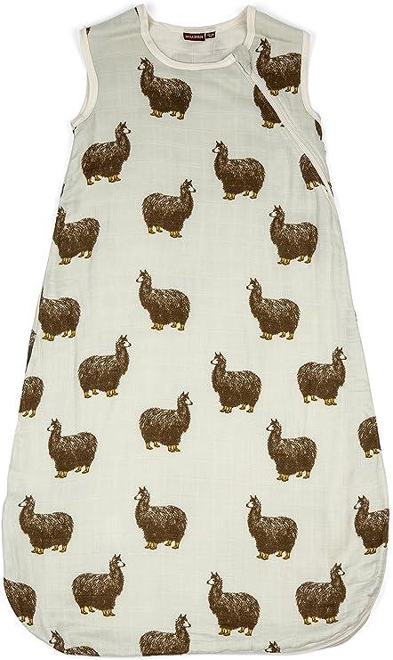 Milkbarn Bamboo Cotton Burp Cloths Pink Boot Alpaca by MilkBarn