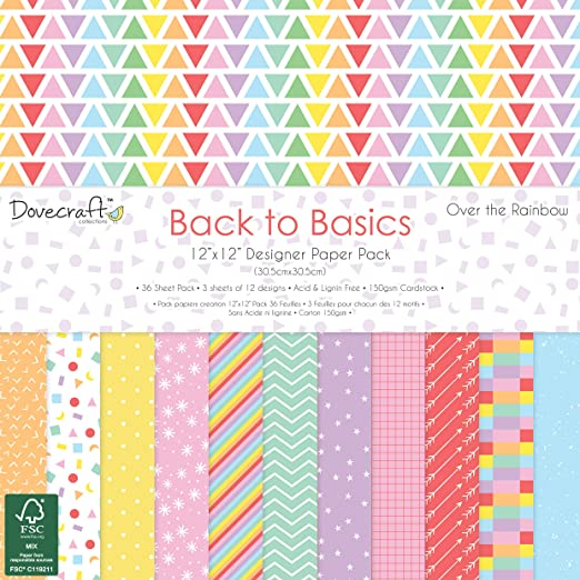 Dovecrafts Over The Rainbow Back To Basics Twine