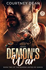 Demon's War : Retribution (Demons United MC Romance Book 2) Kindle Edition