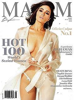 0e41f5ca3ea6 MAXIM Magazine (July August, 2019) OLIVIA CULPO Cover, HOT 100 WORLD'S  SEXIST