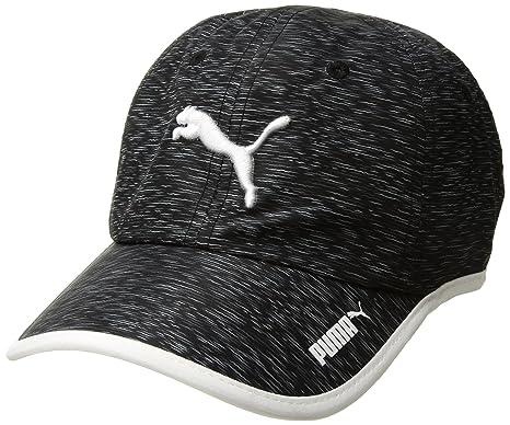f8c2f8b8e Puma Women's Evercat Taylor Running Cap, Black/White, One Size ...