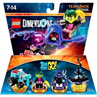 LEGO Dimensions Teen Titans Go Team Pack TTL