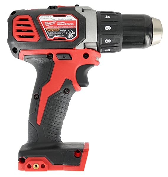 Milwaukee 260620 is small but powerful and it is a high recomended cordless drill in the market.