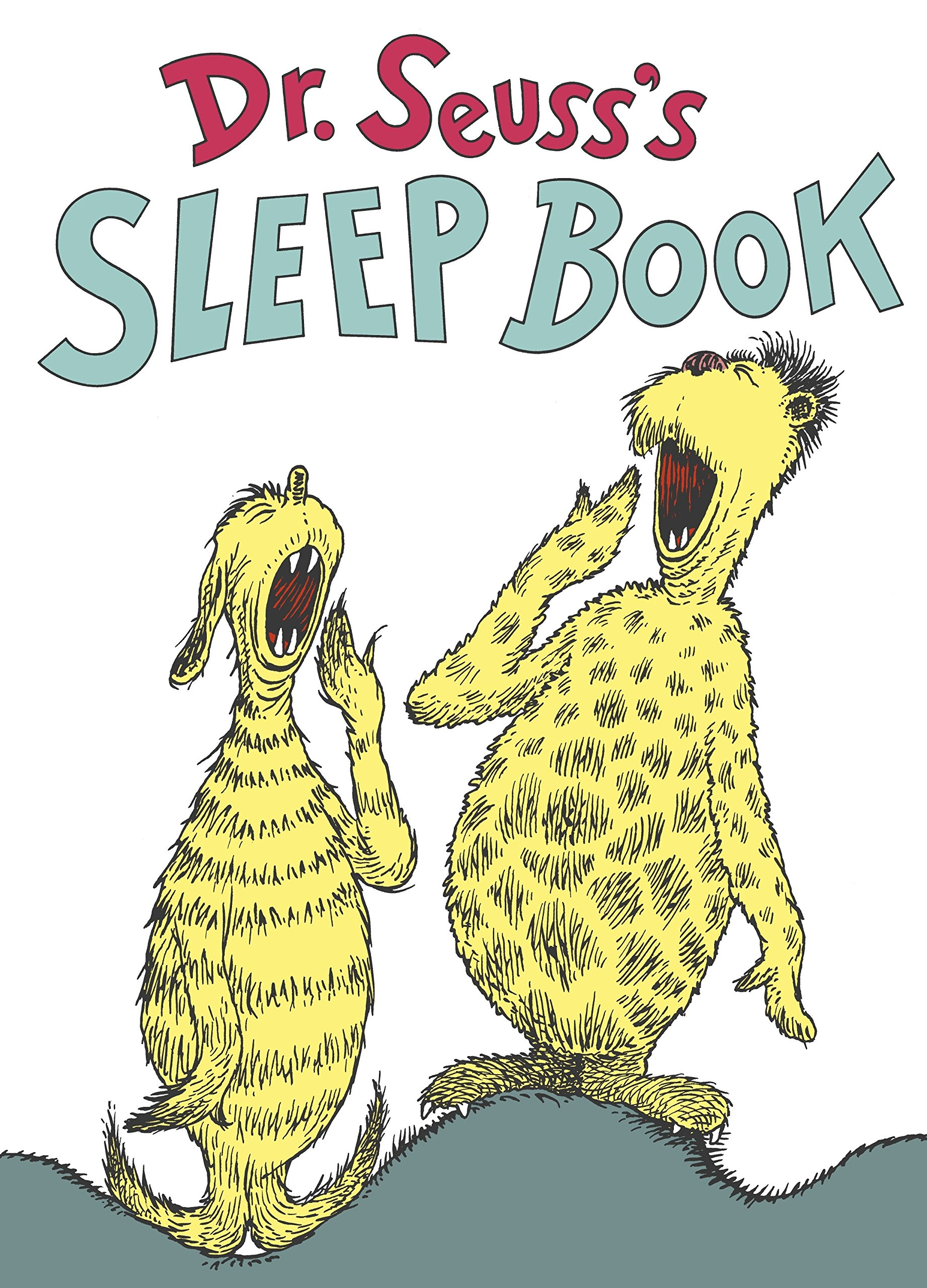 Amazon.com: Dr Seuss's Sleep Book (8601419644490): Dr. Seuss: Books