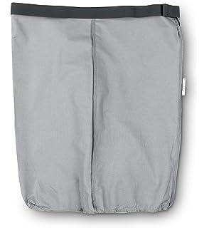 Amazon.com: Brabantia Bolsa de lavandería ovalada: Home ...
