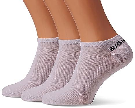 Björn Borg 3P Sock Noos Essential, Calcetines para Hombre, Blanco (White 00011), 46-49: Amazon.es: Ropa y accesorios