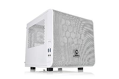 Thermaltake Core V1 SPCC Mini ITX Cube Computer Chassis