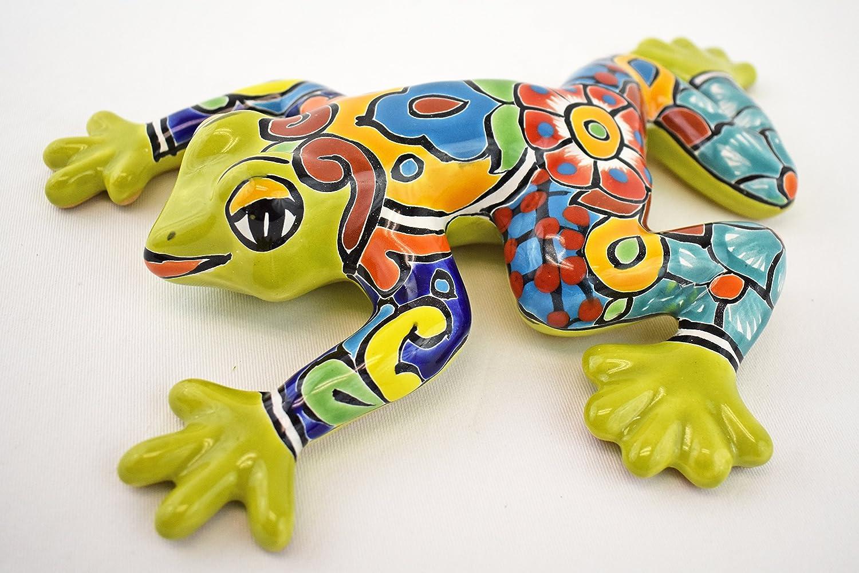 Amazon.com : Talavera Wall Frog 8\