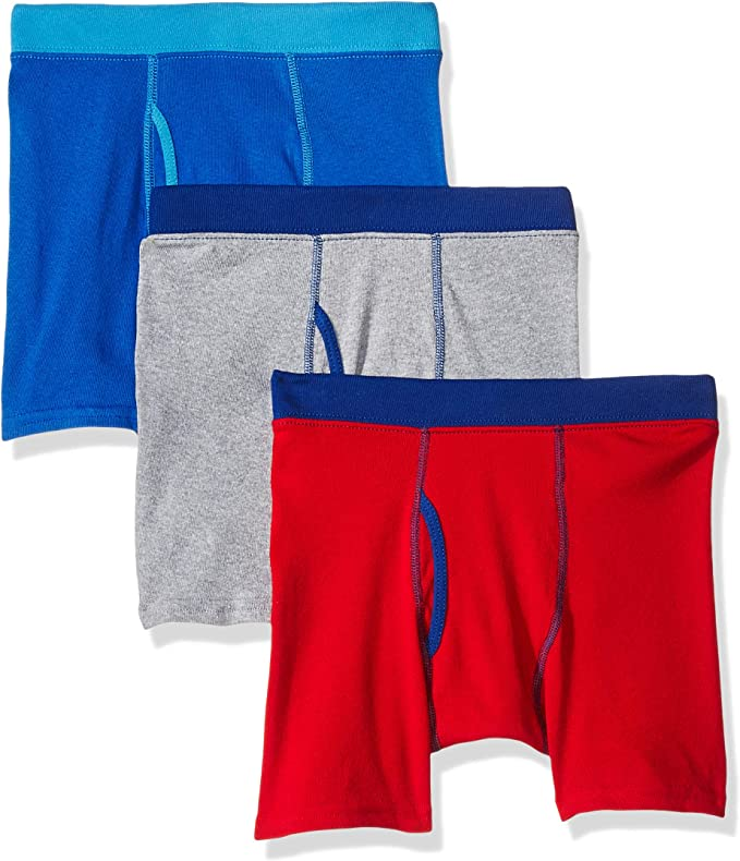 Hanes Boys 5-Pack Comfort Flex Dyed Brief