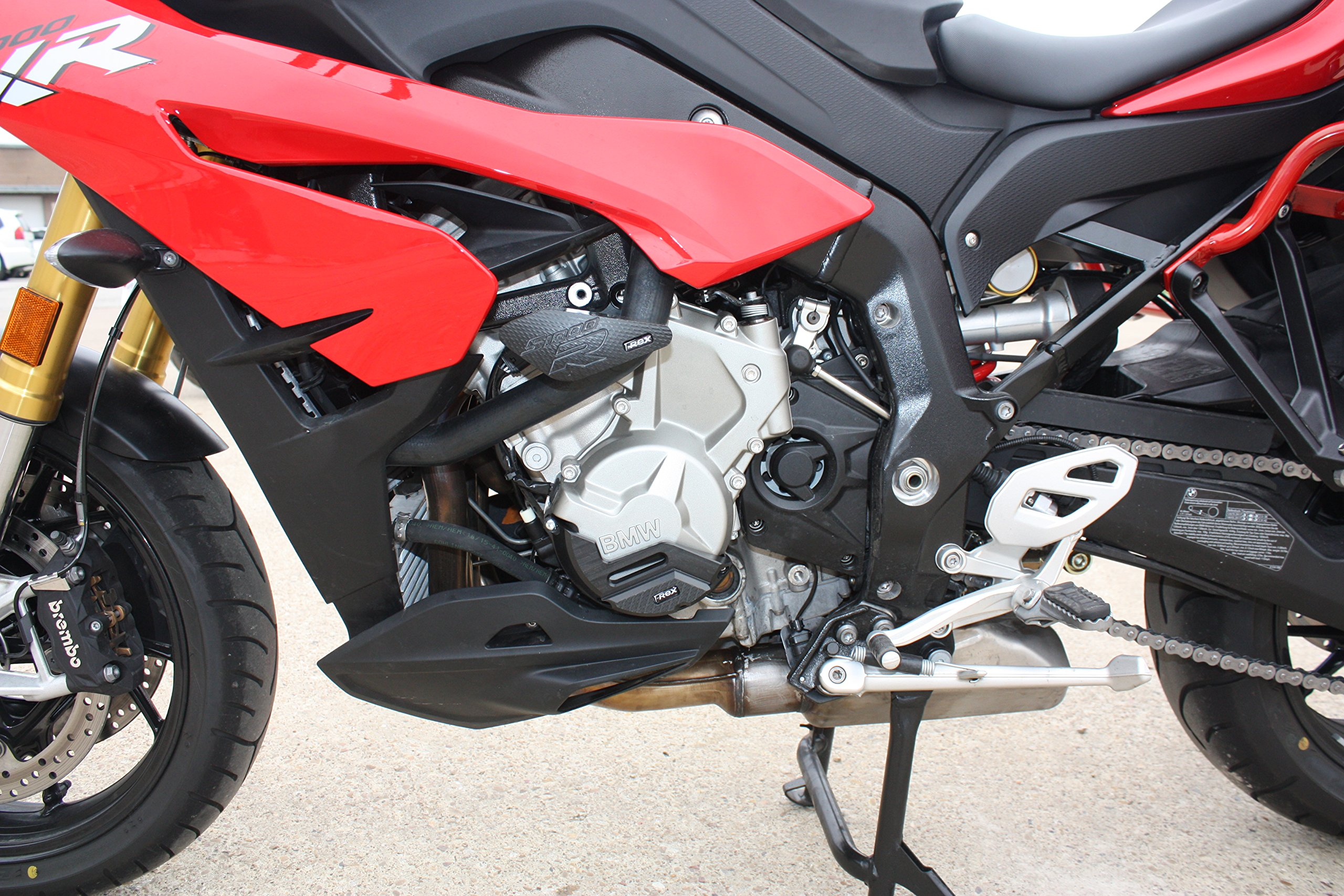 T-Rex Racing 2015 - 2017 BMW S1000XR Engine Stator Pump Case Covers by T-Rex Racing (Image #3)