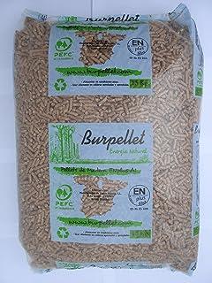Enerbío; Saco papel de pellets 15 kg. Certificado ENPlusA1 ...