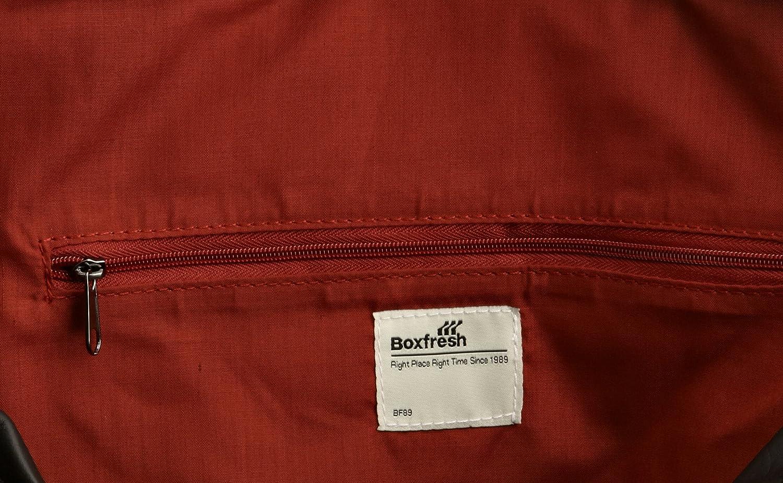 Boxfresh BFLPUWK02 Carter, Herren Henkeltasche, Schwarz (Black): Amazon.de:  Schuhe & Handtaschen