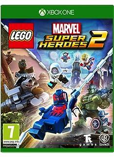 Lego Marvel Super Heroes Xbox One Xbox One Amazon Co Uk Pc