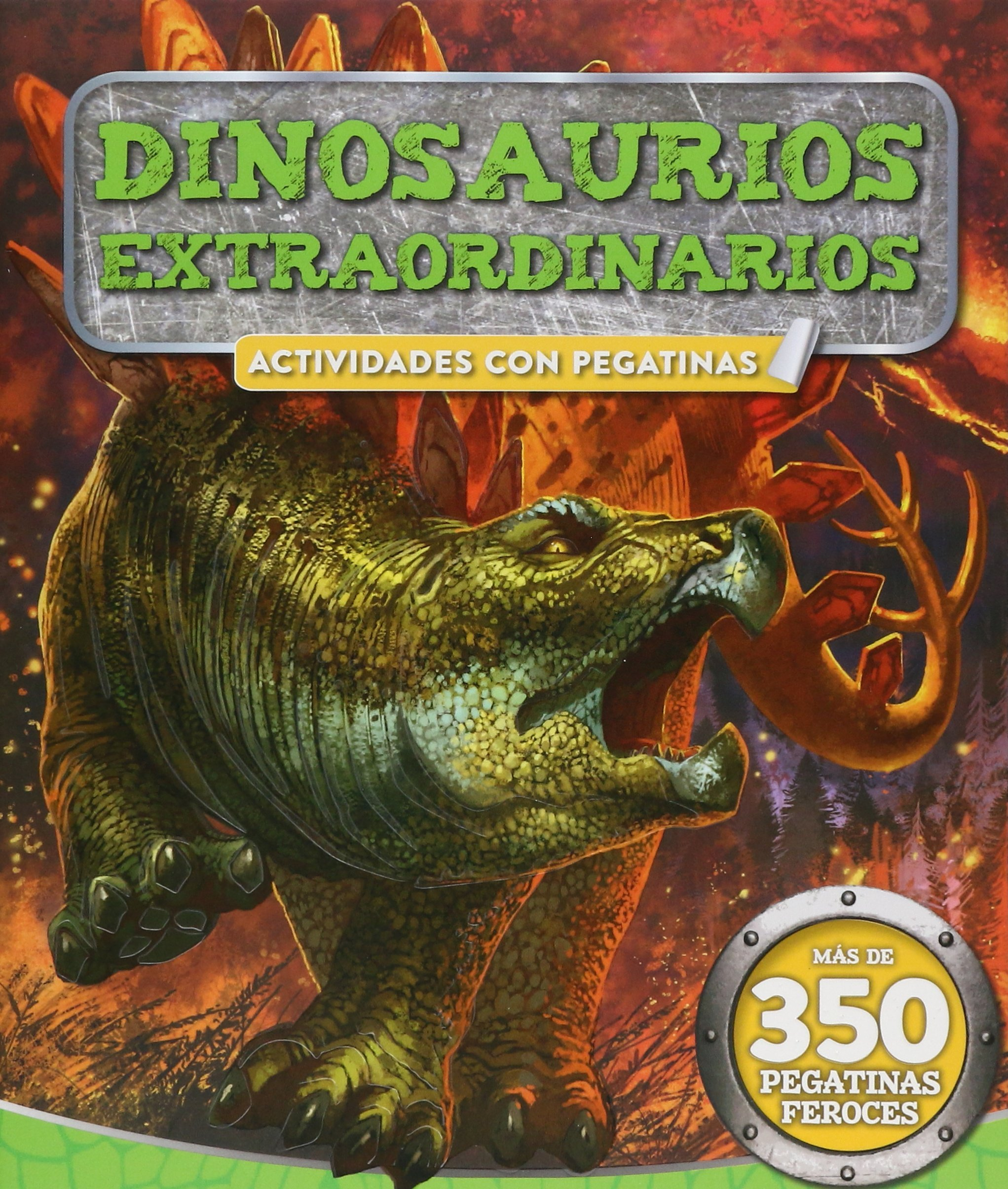 Read Online Dinosaurios Extraordinarios pdf