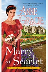 Marry in Scarlet (Marriage of Convenience Book 4) Kindle Edition