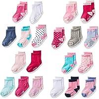 Little Me Baby 20Piece Assorted Socks, Girls', Multi, 0-12/12-24 Months