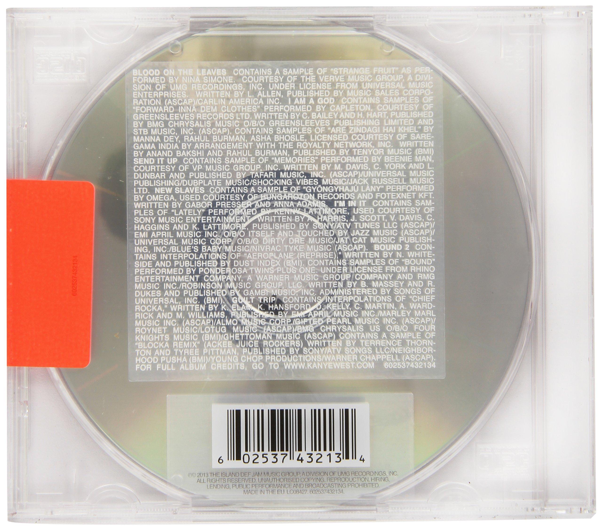 Yeezus [Explicit] by Def Jam