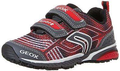 Geox J Bernie 11 Sneaker (ToddlerLittle KidBig Kid)