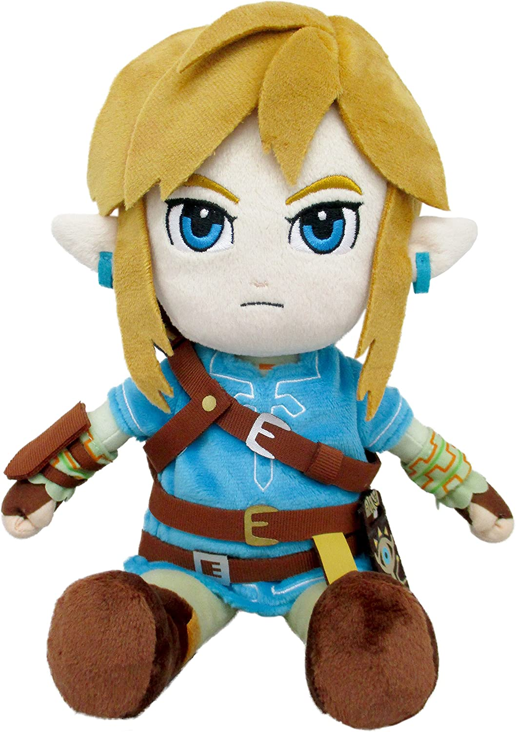 Sanei The Legend of Zelda Breath of The Wild ZP01 BOTW Link (S) Peluche Plush 20cm [Japan Import]: Amazon.es: Juguetes y juegos