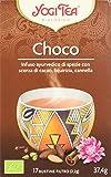 Yogi Tea Choco Tè - 1 confezione da 17 filtri - 37.4 gr - [confezione da 3]