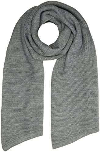 Only Onlomega Knit Scarf Acc Noos, Sciarpa Donna