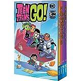 Teen Titans GO! Box Set Cover Image may vary