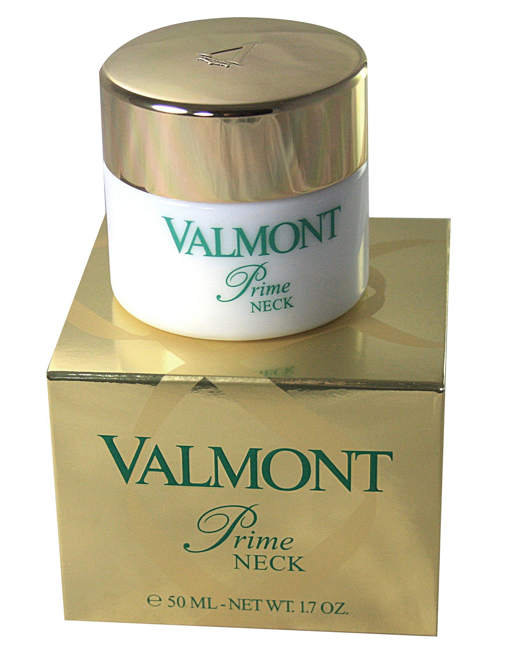 Valmont Prime Anti-Sagging Cellular Neck Cream for Unisex, 0.21 Pound