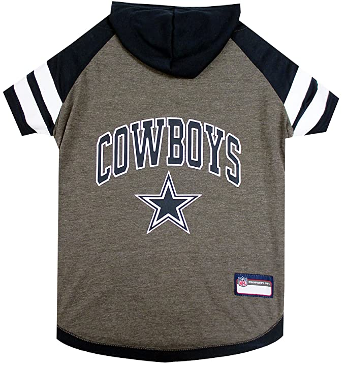 b50091166 Amazon.com   NFL Dallas Cowboys Hoodie for Dogs   Cats.