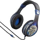 Star Wars Kid Friendly Volume Reduced Youth Stereo Headphones