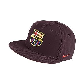 Nike FCB U NK True Core Gorro, Unisex Adulto, marrón (Hiper ...