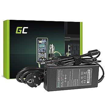 Green Cell® Cargador para Ordenador Portátil Fujitsu-Siemens Amilo Pi2530 Pi2540 Pi2550 Pi3540 Esprimo Mobile V5505 V5545 V6505 V6515 V6535 / Adaptador de ...