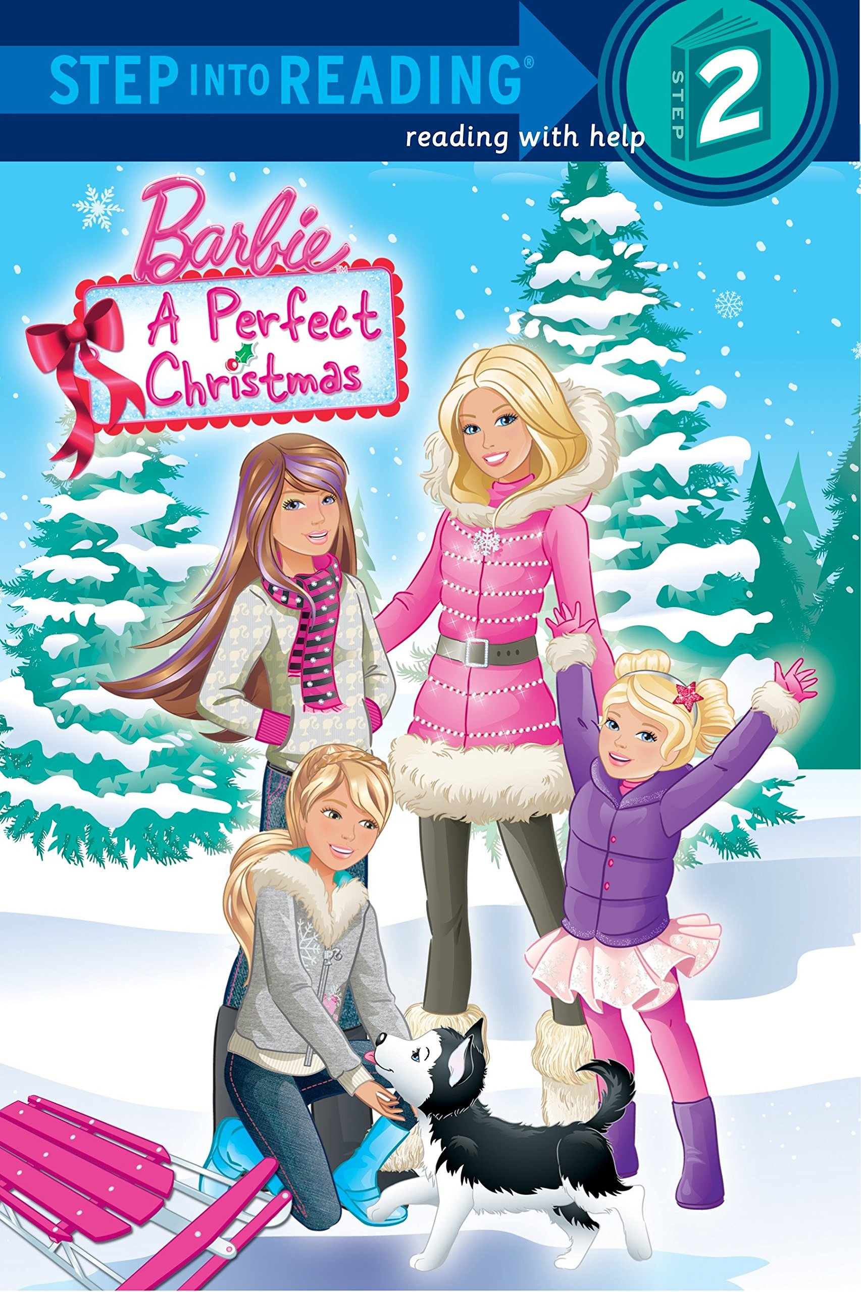 A Perfect Christmas (Barbie) (Step into Reading) ebook