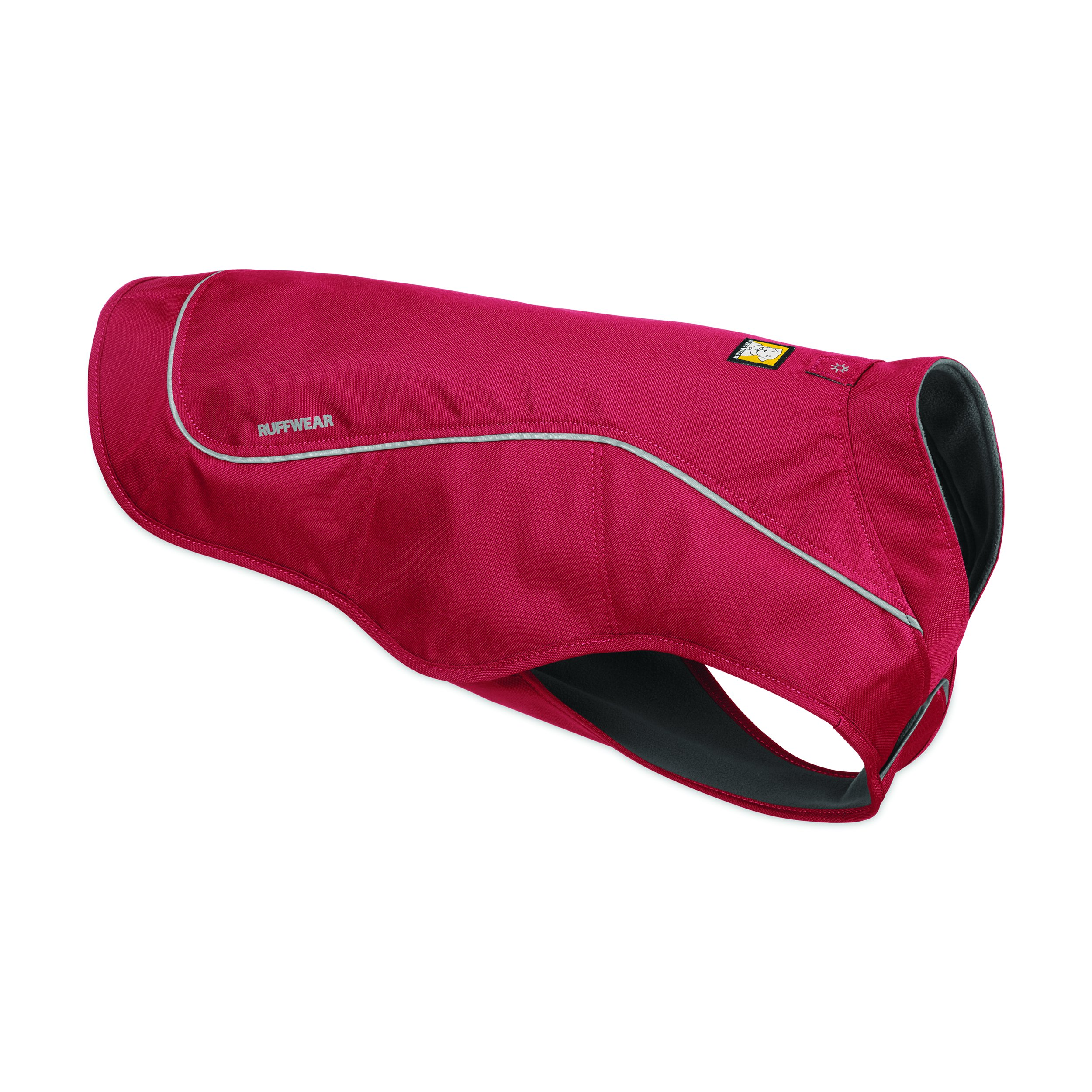 RUFFWEAR - Overcoat Insulated Dog Jacket for Cold Weather, Cinder Cone Red (2017), Small