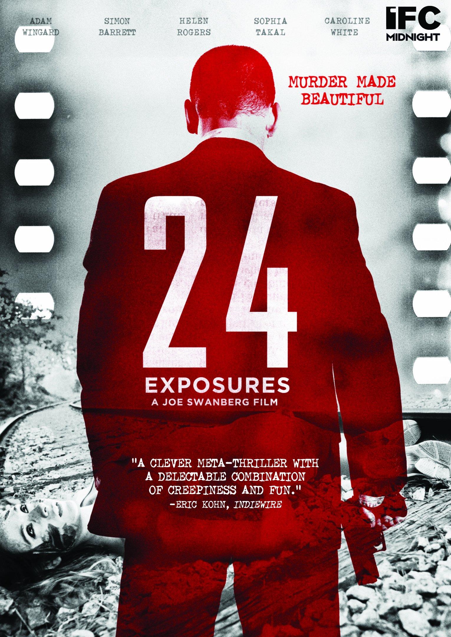 DVD : 24 Exposures (NTSC Format)