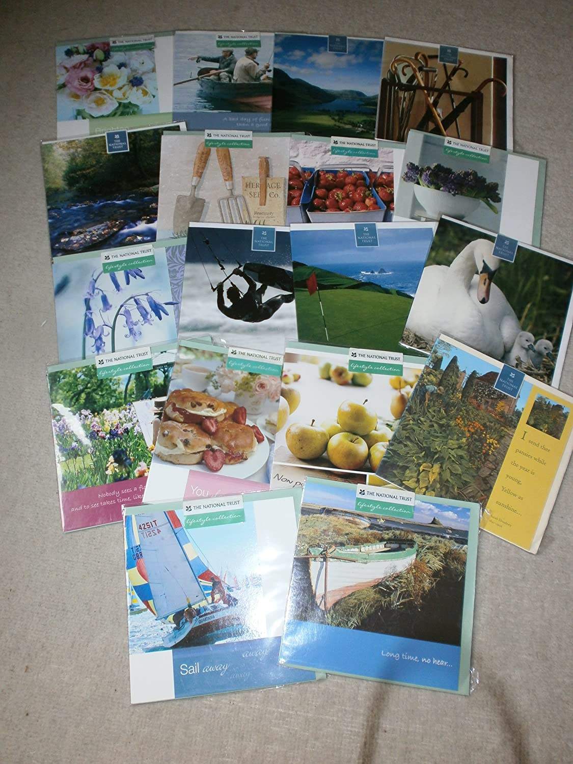 The national trust greetings cards pack of 9 amazon office the national trust greetings cards pack of 9 amazon office products kristyandbryce Gallery
