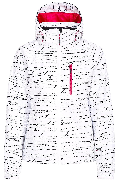 Trespass Womens/Ladies Oya Waterproof Breathable Elevate Ski Jacket