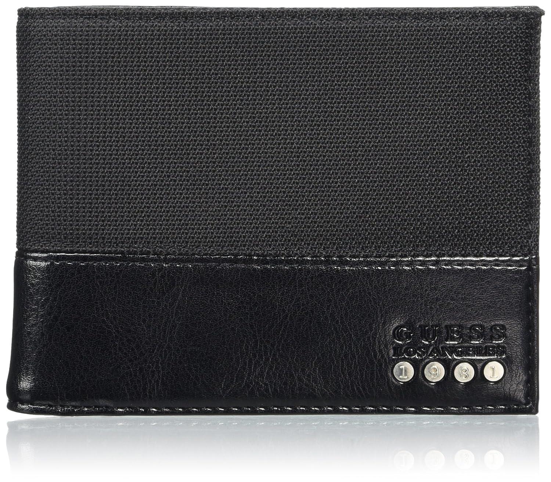 Guess SM4004NYL27, Cartera para Hombre, Negro, 2x9.8x12.4 cm: Amazon.es: Zapatos y complementos