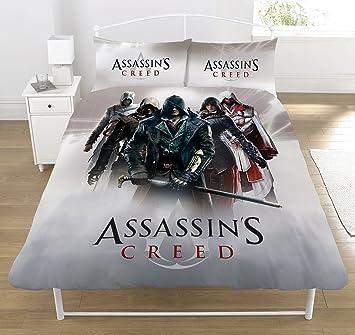 Assassins Housse Couette Double Creed Ensemble Heroes Lit De Multicolore NvPym0wO8n