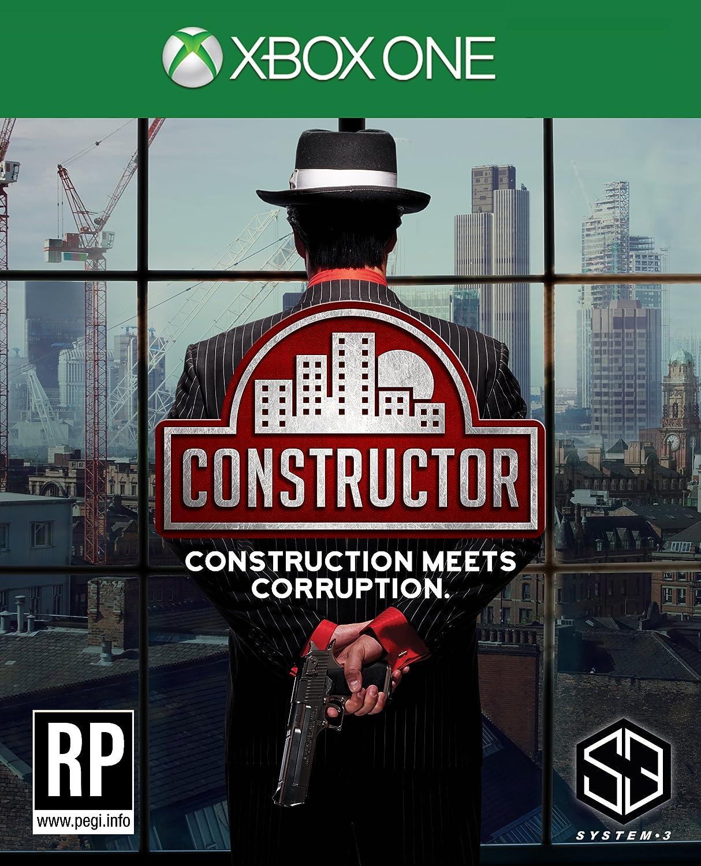 Constructor (Xbox One) (New): Amazon.es: Electrónica