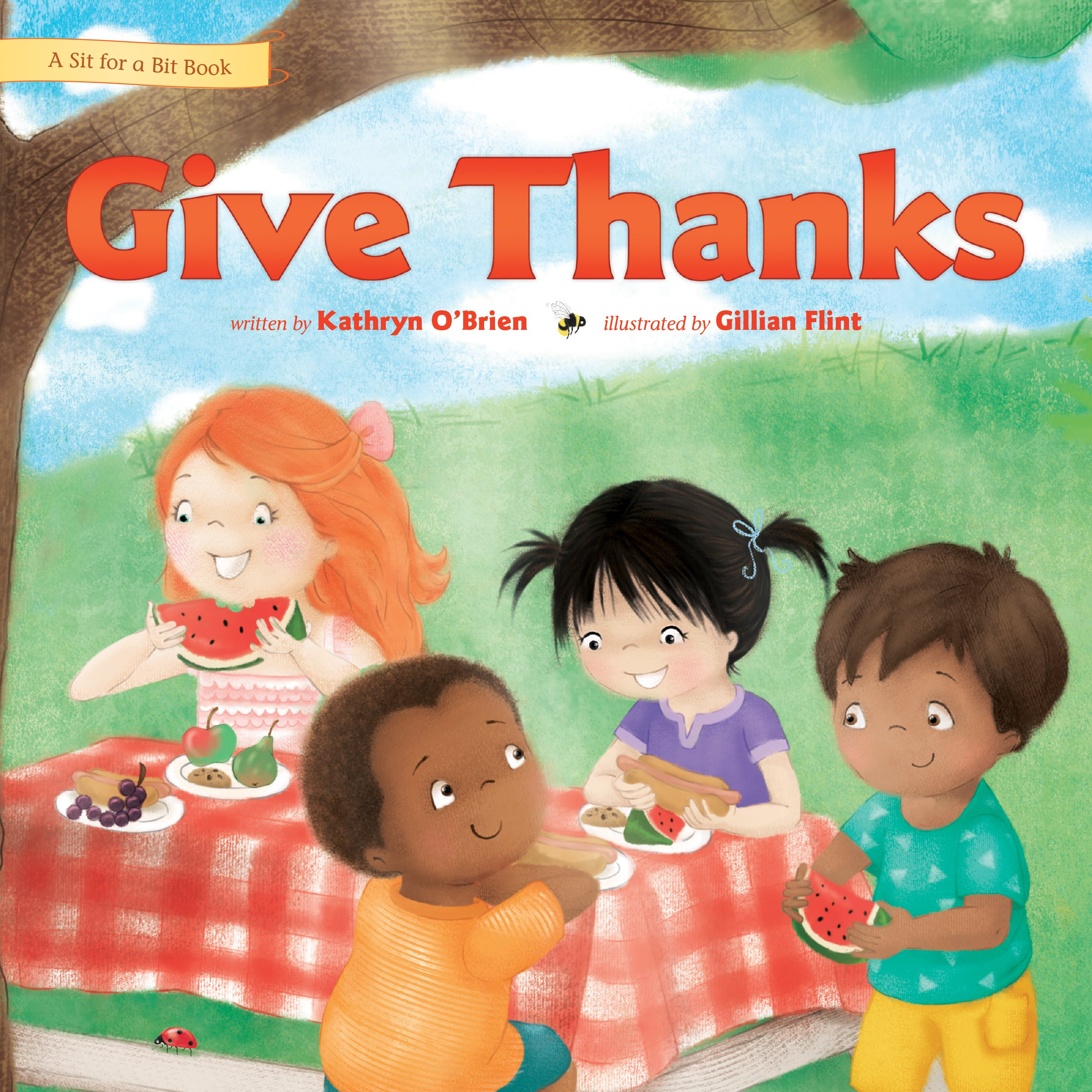 Give Thanks (Sit for a Bit) pdf epub