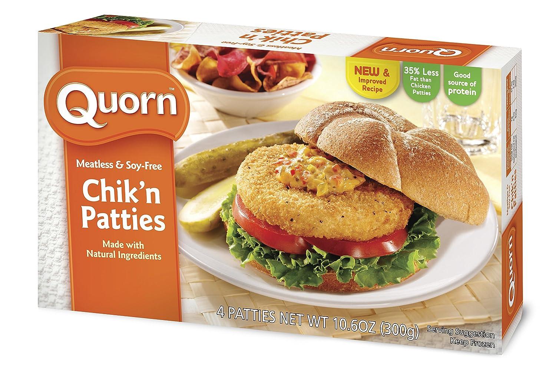 quorn protein