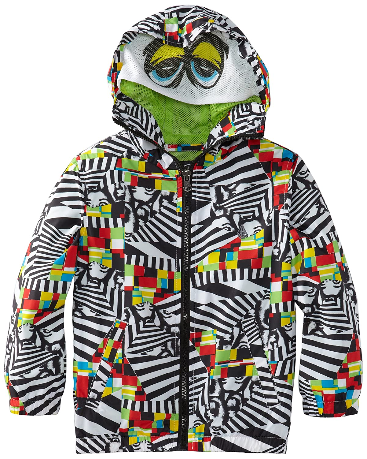 Volcom Little Boys Loggerhead Jacket Volcom Boys 2-7 Y1531330