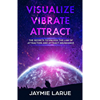 Visualize. Vibrate. Attract.: The secrets to unlock the law of attraction and attract abundance. (English Edition)