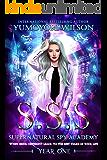 S.S.S (Supernatural Spy Academy Book 1)