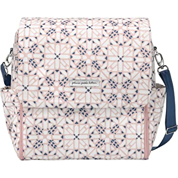 6ad9234546 Petunia Pickle Bottom Boxy Backpack