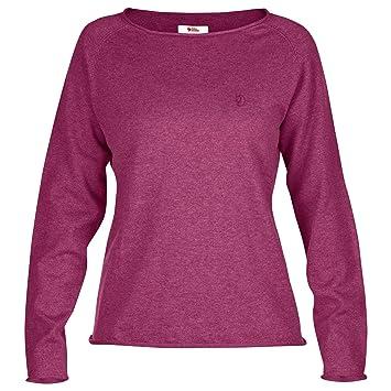 Fjällräven Damen Övik Sweater W. Pullover   Sweatshirts  Amazon.de ... c5c38a70ed