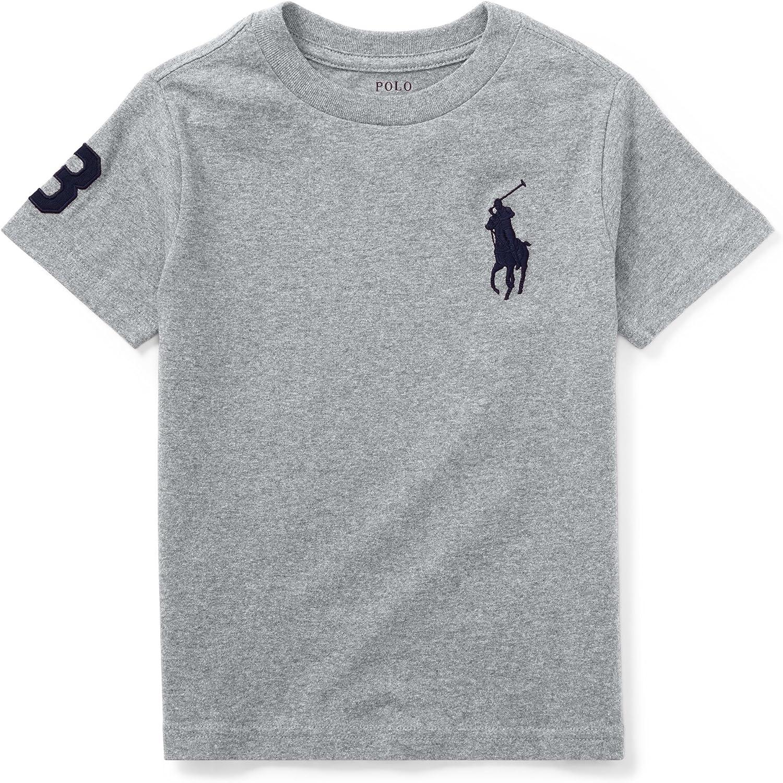 RALPH LAUREN Little Boys Polo Big Pony Tee