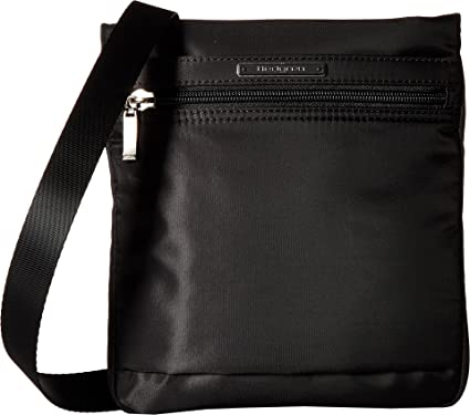 8663b594f4 Hedgren Women s Classic Leonce RFID Slim Crossbody Black One Size  Handbags   Amazon.com