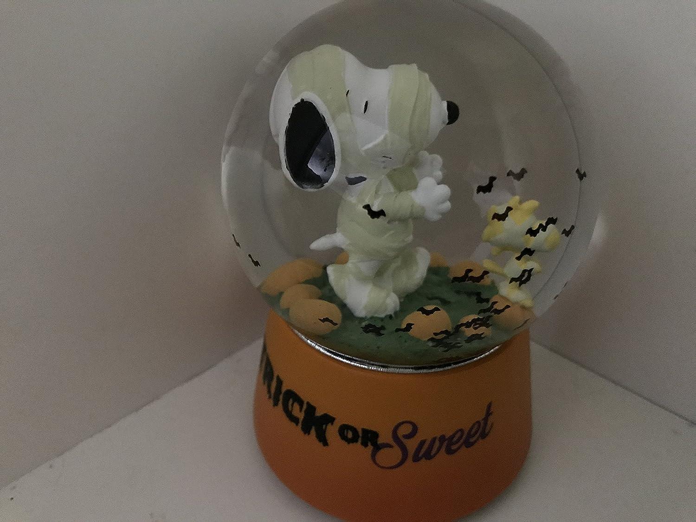激安特価  スヌーピーas Pumpkin the Snowglobe Mummy in Pumpkin PatchハロウィンMusical Snowglobe B075X2KHSB B075X2KHSB, PLAY DESIGN PLAY:8f5474ad --- irlandskayaliteratura.org