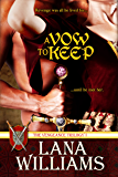 A VOW TO KEEP (Vengeance Trilogy Book 1) (English Edition)